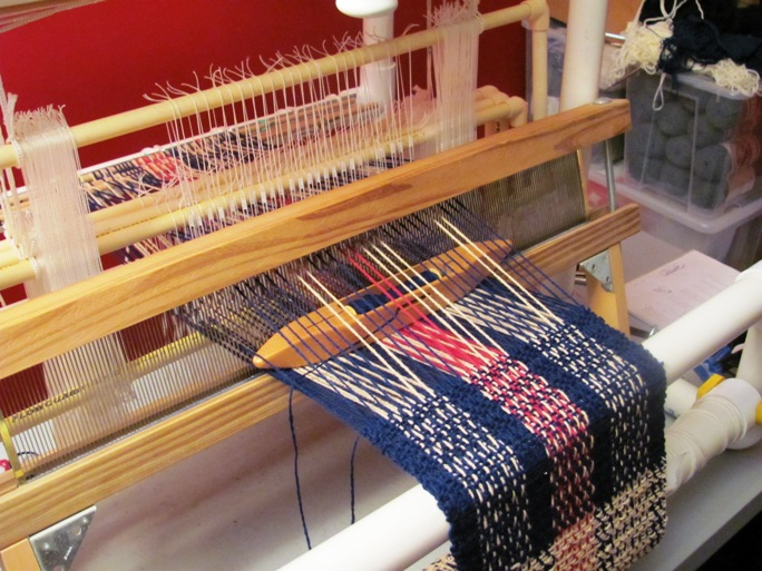 building a loom