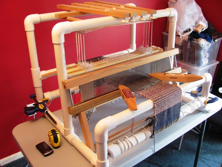 bead weaving loom set instructions